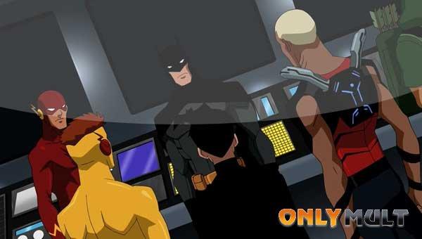 Второй скриншот Юная Справедливость (1 сезон)