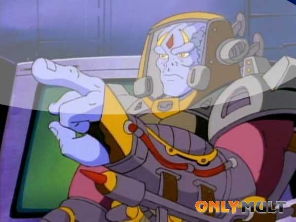 Третий скриншот Космические спасатели лейтенанта Марша