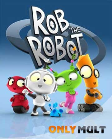 Poster Робот Робик