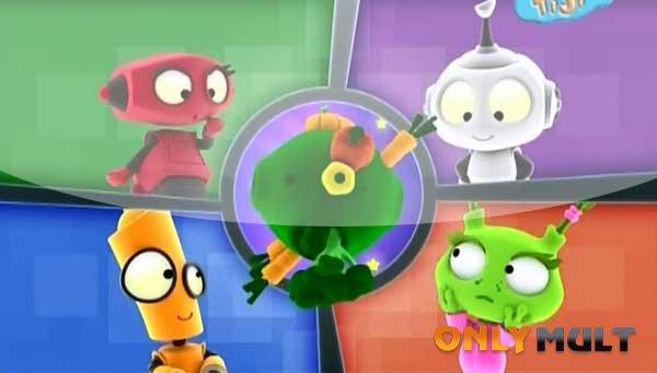 Второй скриншот Робот Робик