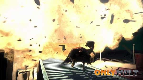 Первый скриншот Остерегайтесь Бэтмена