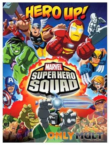 Poster Отряд Супергероев