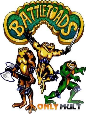 Poster Боевые жабы