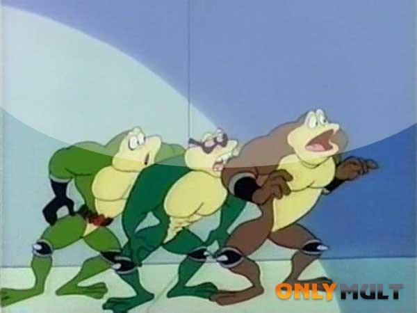 Первый скриншот Боевые жабы