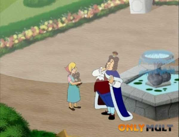 Второй скриншот Новое платье короля