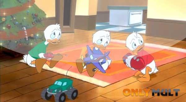 Первый скриншот Микки: Однажды под Рождество