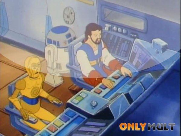 Второй скриншот Звездные войны: Дроиды