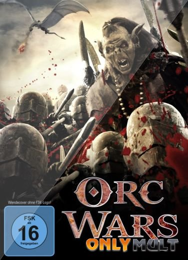Poster Войны орков