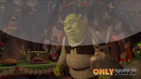 Первый скриншот Шрек Pождество