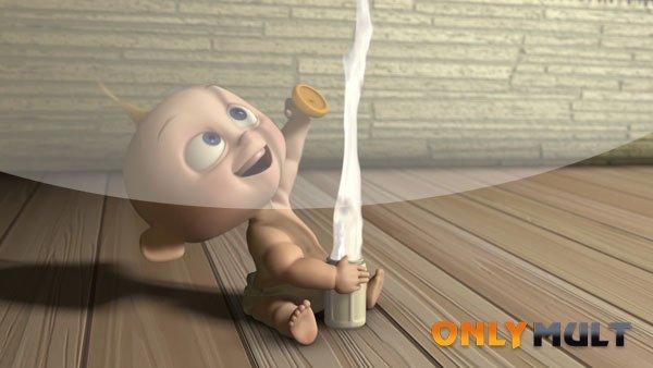 Второй скриншот Джек-Джек атакует