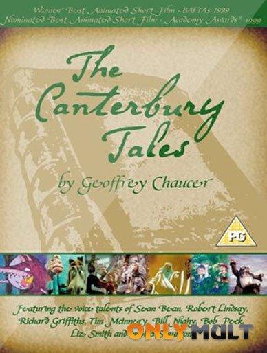 Poster Кентерберийские рассказы