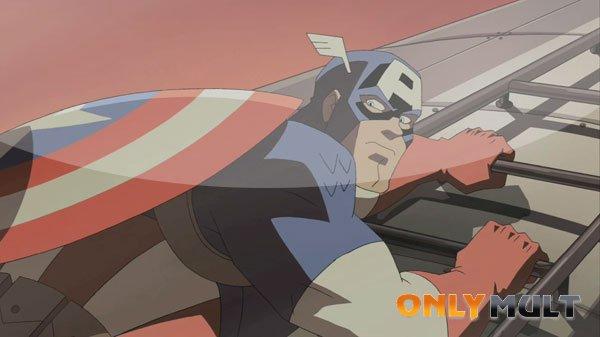 Третий скриншот Капитан Америка