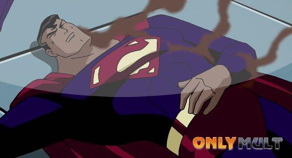 Первый скриншот Лига справедливости (2 сезон)