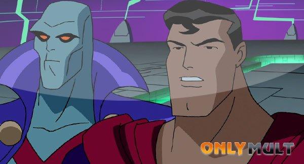 Третий скриншот Лига справедливости (2 сезон)