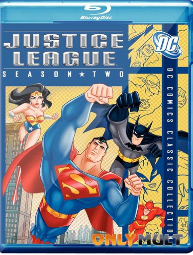 Poster Лига справедливости (2 сезон)