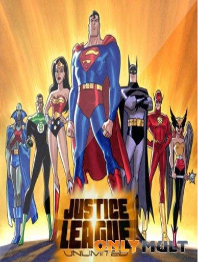 Poster Лига справедливости (3 сезон)