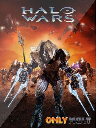 Poster Войны Хало