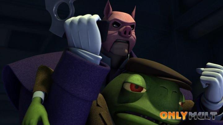 Второй скриншот Берегитесь Бэтмена