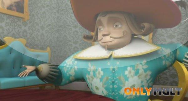 Первый скриншот Три мушкетера