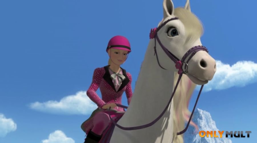 Третий скриншот Барби и ее сестры в Сказке о пони