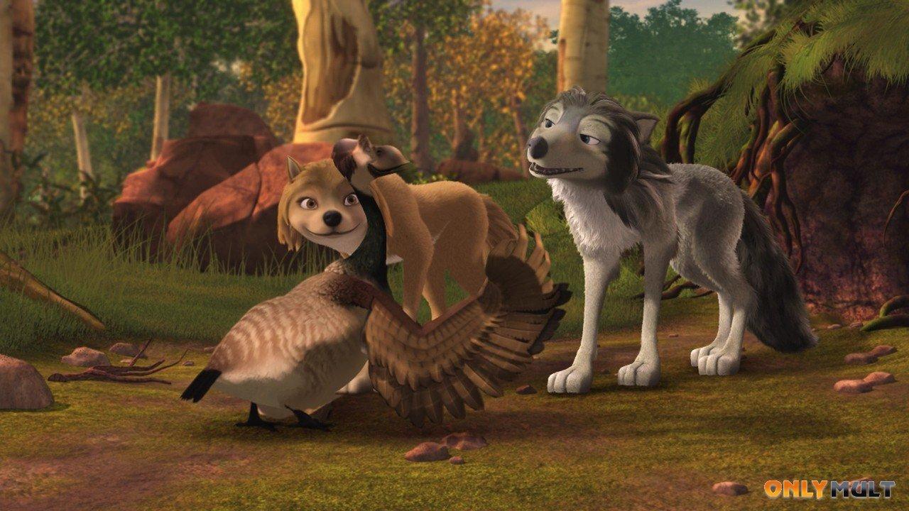 Третий скриншот Альфа и Омега 2: Приключения праздничного воя