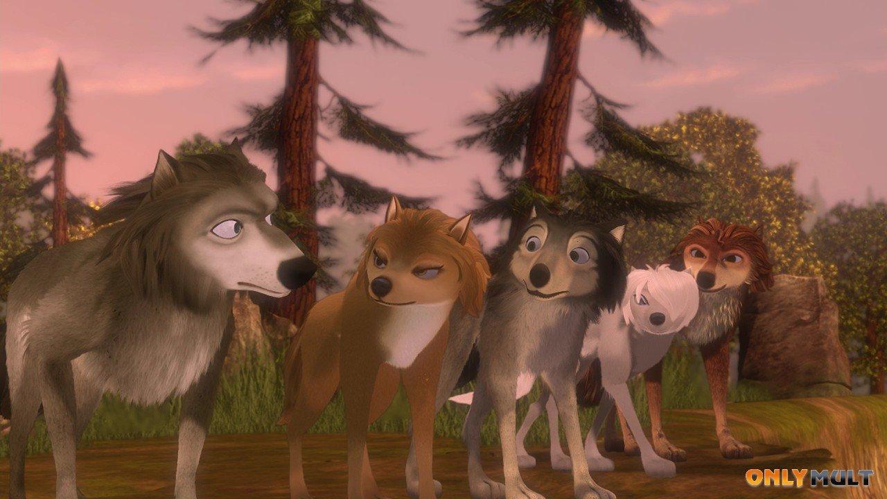 Первый скриншот Альфа и Омега 2: Приключения праздничного воя