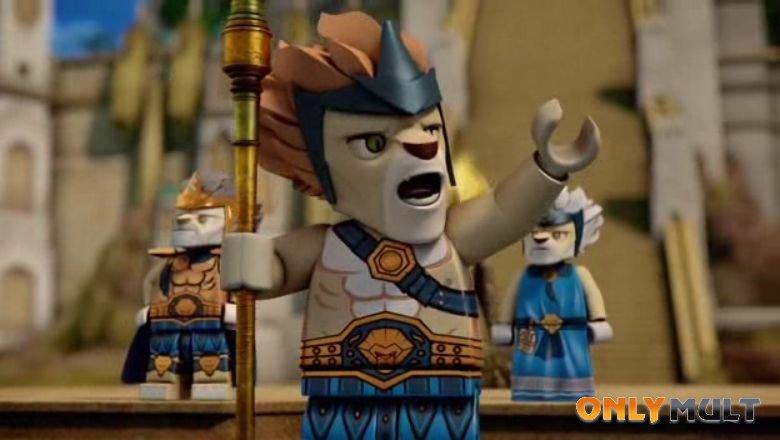 Первый скриншот Легенды Чимы