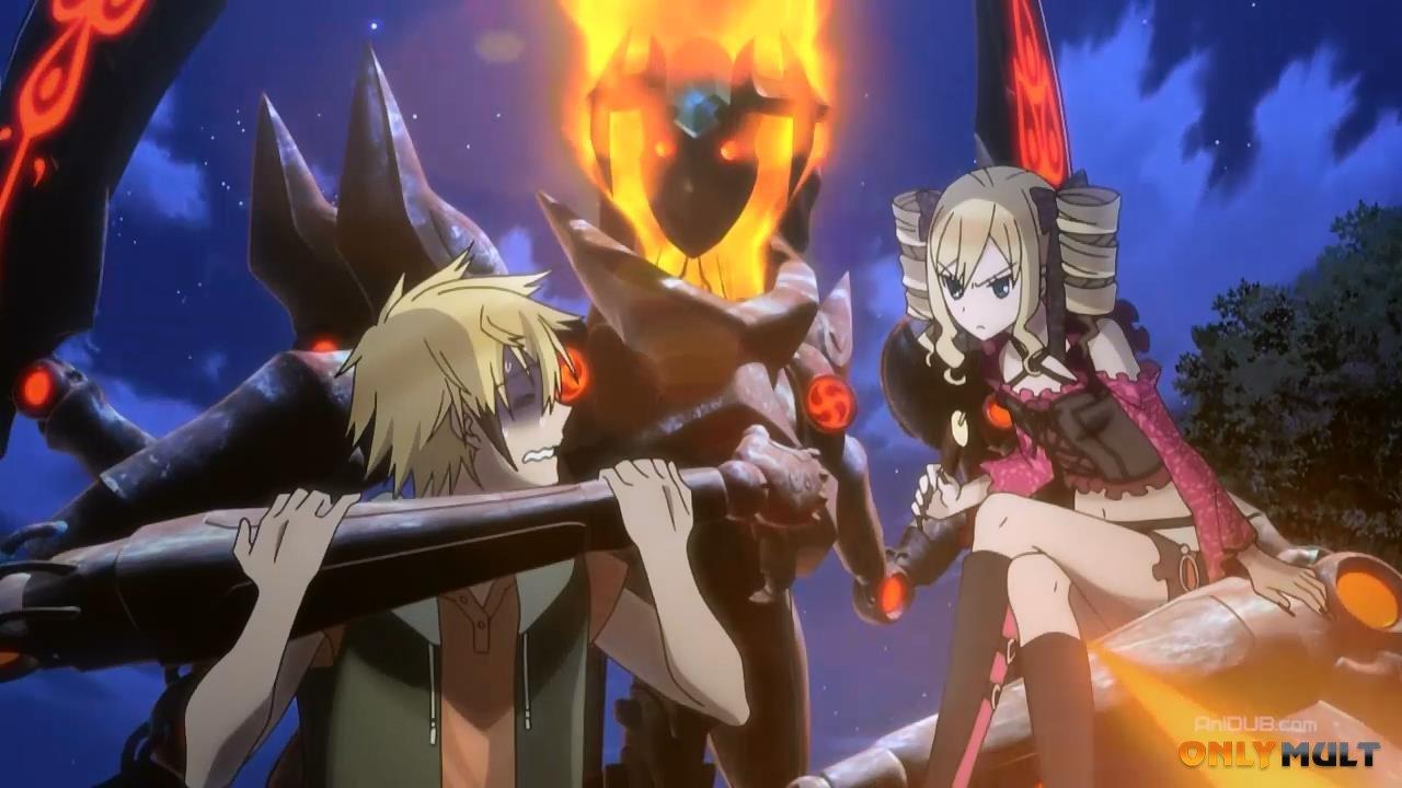 Первый скриншот Токийские вороны