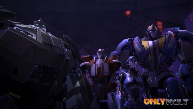 Третий скриншот Трансформеры Прайм: Восстание Предаконов