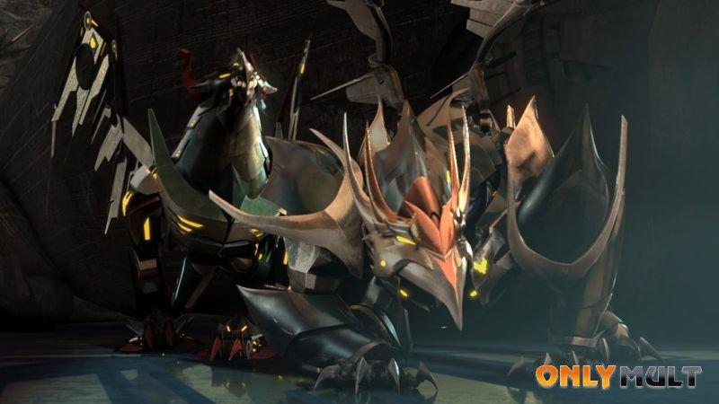 Первый скриншот Трансформеры Прайм: Восстание Предаконов