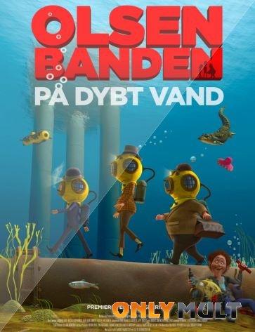 Poster Банда Ольсена в большой беде