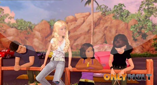 Второй скриншот Дневник Барби