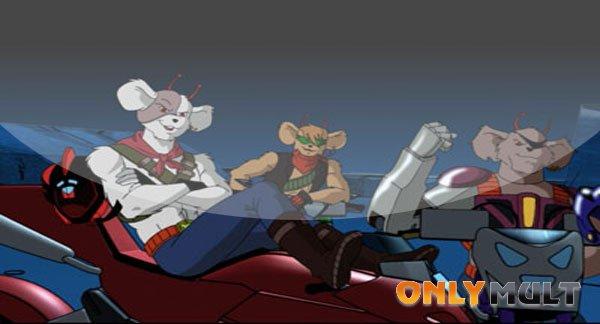 Второй скриншот Мыши-рокеры с Марса