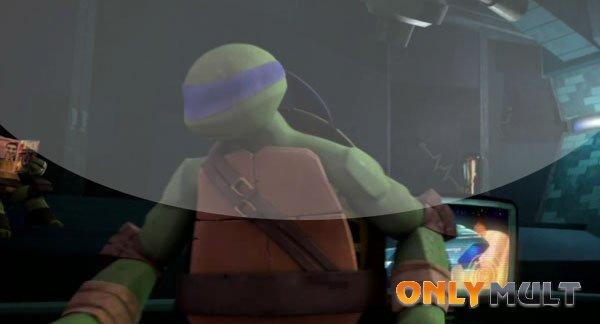 Второй скриншот Черепашки мутанты ниндзя
