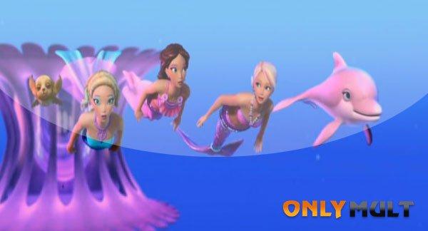 Третий скриншот Барби Приключения Русалочки