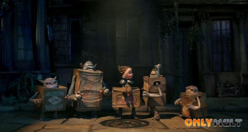 Второй скриншот Семейка монстров (2014)