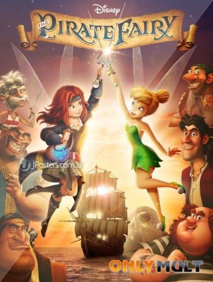 Poster Феи: Загадка Пиратского Острова