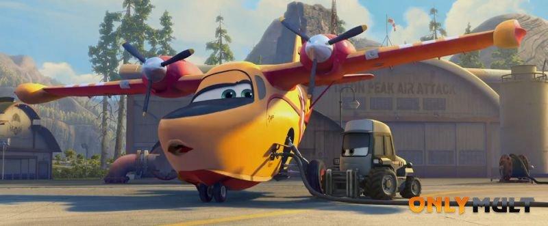 Третий скриншот Самолеты 2: Огонь и вода