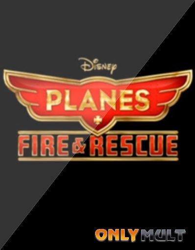 Poster Самолеты 2: Огонь и вода