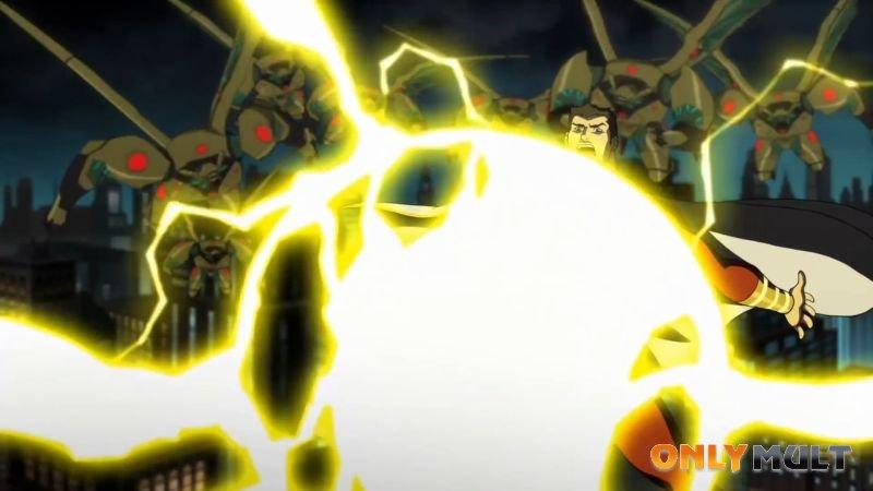 Третий скриншот Лига справедливости: Война