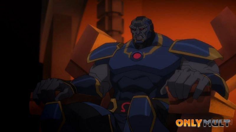 Первый скриншот Лига справедливости: Война
