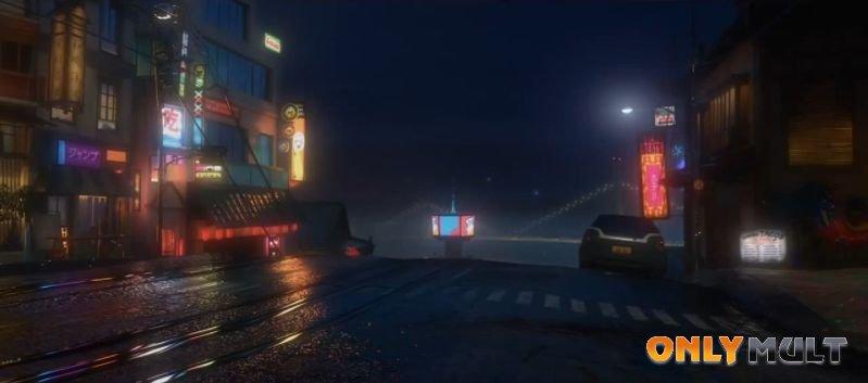 Первый скриншот Город героев [HD 720]