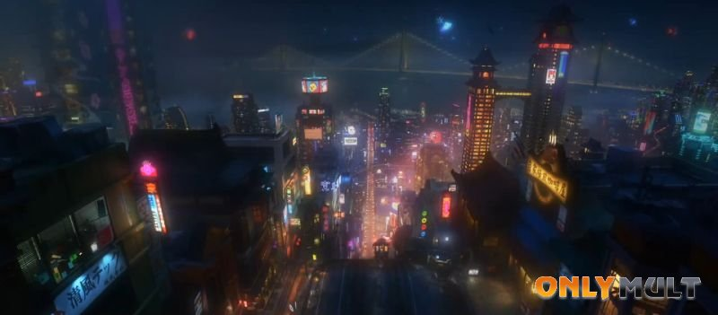 Третий скриншот Город героев [HD 720]