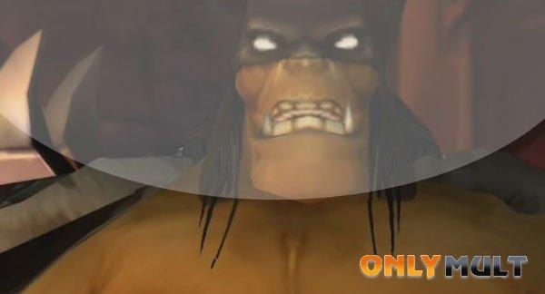Первый скриншот World of Warcraft