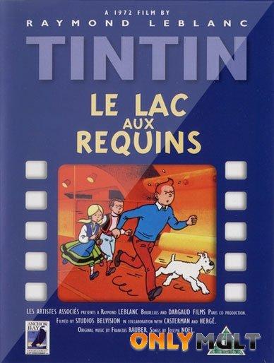 Poster Тинтин