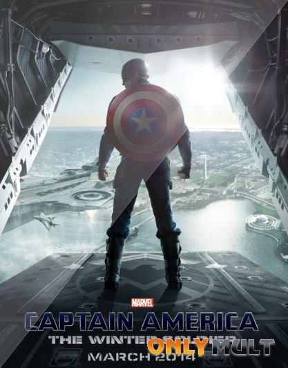 Poster Первый мститель 2: Другая война
