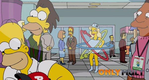 Второй скриншот Симпсоны [25 сезон]