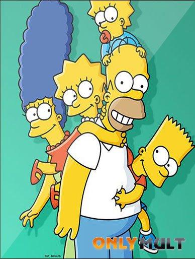 Poster Симпсоны 20 сезон