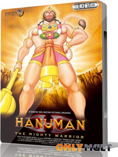 Poster Хануман