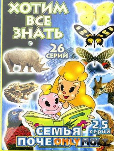 Poster Семья почемучек